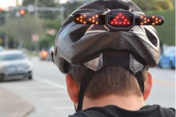 Rider Tech LED Safety Light Signal Band for Cyclists