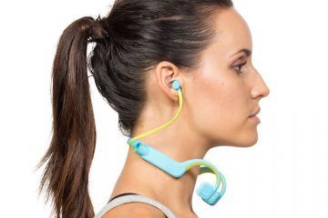 CONDUIT Sports Bone Conducting Off-Ear, In-Ear Headphones