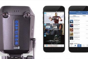 Hubblo PX6: 360 4K VR Broadcasting Camera