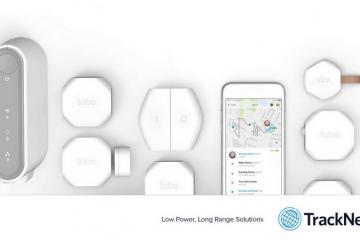 TrackNet Smart Home Monitoring Hub