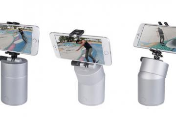 PIVOT Auto Follow Camera Mount + Wearable