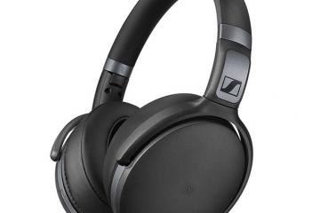Sennheiser Bluetooth Active Noise Cancellation Headphones
