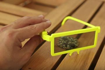 DIY: 3D Printed LCD Panel Glasses