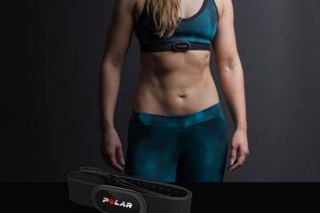 Polar H10 Heart Rate Sensor Now Available