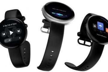 Dagadam Curved Touch Bezel Smartwatch