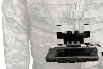 Getac MX50 Wearable Tactical Android Tablet for Military