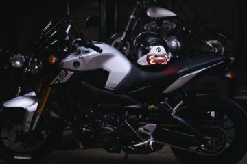 BrakeFree Smart Brake Light for Motorcyclists