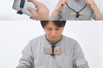 Smaneck Neck Holder for Smartphones