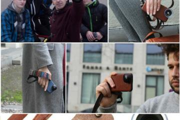 Lensta Kit Turns Your iPhone Into a Wearable Camera