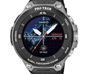 CASIO Protrek Android Wear 2.0 Smartwatch