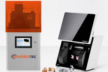 3D Scanning & Printing System for In-Ear Devices