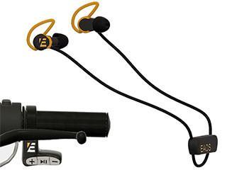 SlimBuds Bluetooth Earbuds Fit Under Any Helmet