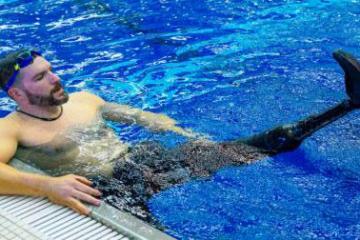 3D-Printed Amphibious Prosthetic for Veterans