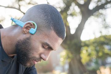 Conduit Dynamic Bone Conducting Headphones for Fitness