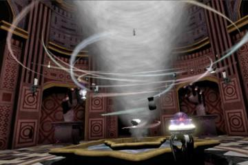 The Melody of Dust: Music Album in Virtual Reality