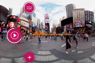 REFLEKT 360 Drag & Drop VR Platform