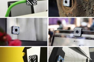 Foxshot 1080p HD Camera Sticks To Any Surface