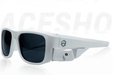 FaceShot Sunglasses with Docking HD Camera
