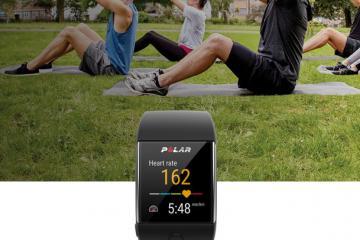 Polar M600 GPS Android Wear 2.0 Smartwatch