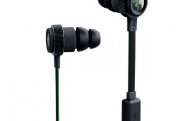 Razer Hammerhead V2 In-Ear Earphones
