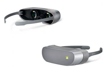 360 VR Head-Mounted Display