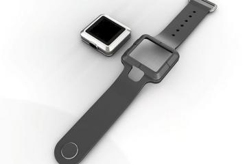 TrekStor IoT: This Smartwatch Runs Windows Apps