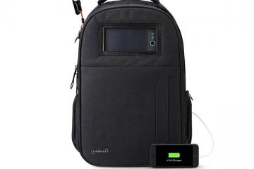 Lifepack Stealth Solar Backpack