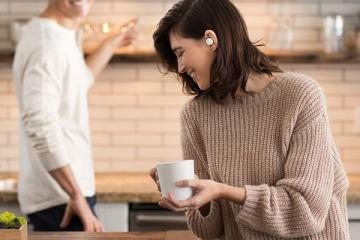 Here One 3-in-1 Smart Earbuds