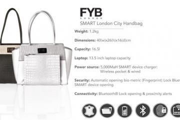 FYB London Smart Handbag
