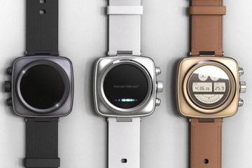 Hagic Smartwatch with 15 Days Battery Life