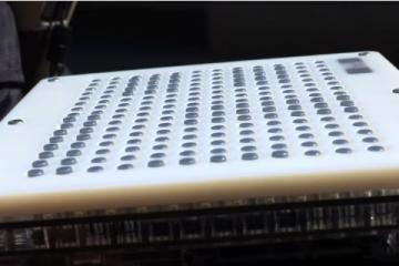 EPFL's Navigation Tablet for Blind Users
