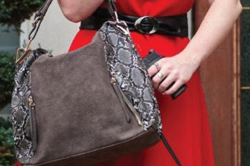 Reptic Concealed Carry Purse for Self Defense