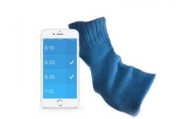 Slock Wearable Alarm Clock