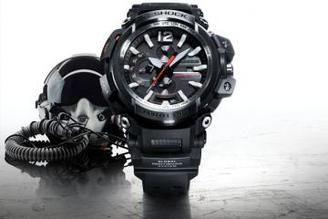 Casio G-SHOCK GRAVITYMASTER with Bluetooth