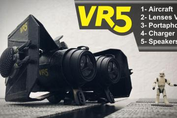 VR5 5-in-1 Virtual Reality Viewer