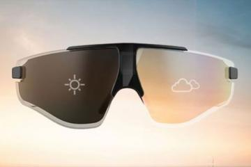 Juic-e's Smart Sunglasses Adapt to Outdoor Conditions