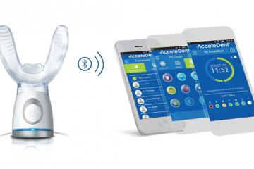 AcceleDent Optima: Connected Orthodontic Device