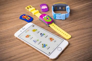 Kiddo: Smart Tracker for Kids
