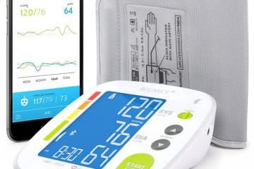 Balance Bluetooth Blood Pressure Monitor