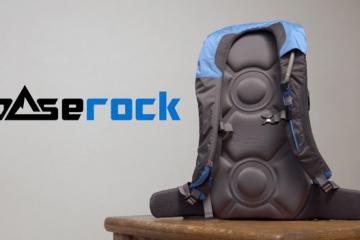 Baserock Hydration Backpack with Vibration Feedback