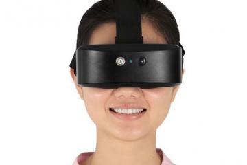 Wearable Night Vision Binoculars