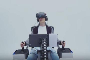 Mario Kart Arcade VR System