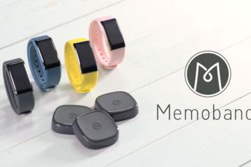 Memoband Time Management Wearable