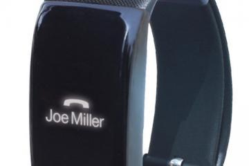 Serene Innovations iL-100 InstaLink Smartphone Alert Wristwatch