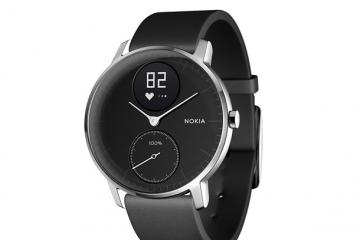 Nokia Steel HR: Heart Rate & Activity Watch
