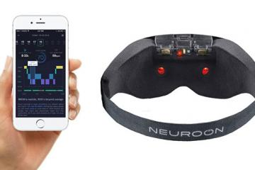 Neuroon Open: Wearable for Lucid Dreaming, Meditation