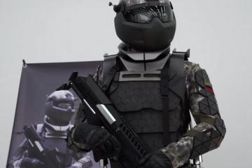 Russian Combat Suit Prototype Enhances Performance, Stamina
