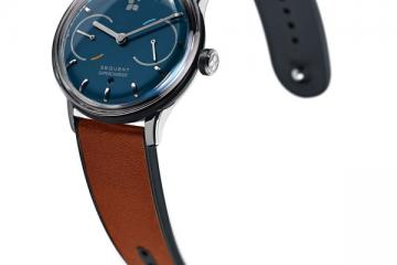Sequent Kinetic Self-charging Smart Watch
