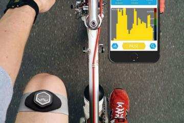 KeenBrace Motion Tracking Wearable for Athletes