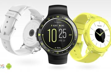 Ticwatch E &S Android Wear Smartwatch